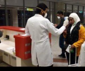 بشرة سارة.. العائدون من أمريكا يغادرون مرسى علم إلى القاهرة بعد انتهاء الحجر الصحي