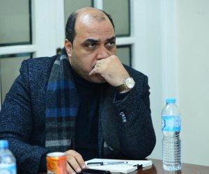 محمد الباز تعليقا على أكاذيب الإخوان: مش هرد على «كلاب أيمن نور» لأنه لص ومحتال