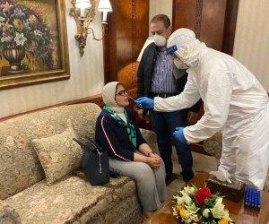 وزارة الصحة والمنظمة العالمية: اكتشاف 12 حالة حاملة لفيروس كورونا بباخرة نيلية قادمة من أسوان للأقصر