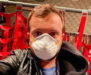 سائح أمريكي يوثق رحلة علاجه من فيروس كورنا في أسوان