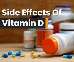 """9 آثار جانبية من وجود جرعات زائدة من فيتامين """"د"""" بالجسم"""