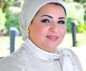 بمناسبة اليوم العالمى للمرأة.. قرينة الرئيس توجه التحية لسيدات مصر
