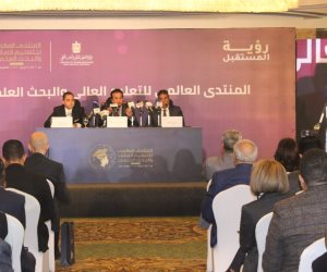 """تحت شعار """"رؤية المستقبل"""": مصر تتحدى الكورونا وتطلق منتدى التعليم العالي والبحث العلمي"""