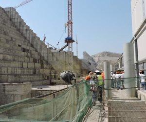 أثيوبيا تتحدى الشرعية الدولية وتنشر صورًا حديثة لبناء سد النهضة