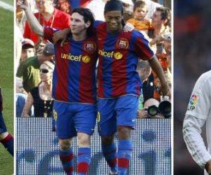رونالدينيو ليس أولهم..  مارادونا ورنالدو وميسي أشهر نجوم الكرة الذين ارتدوا الكلابشات