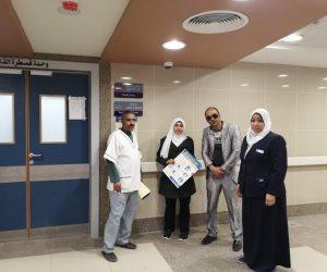 صحة شمال سيناء: رفع حالة الاستعداد بأقسام الاستقبال والطوارئ بمستشفى العريش العام (صور)