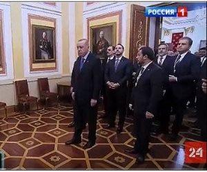 «الملطوع».. أردوغان انتظر طويلًا حتى سمح له بوتين بالدخول