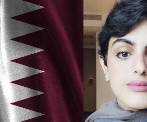 ناشطة قطرية في البرلمان البريطاني لفضح إرهاب تميم