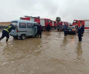أخر تقارير التنمية المحلية: جنوب سيناء تعرضت لعواصف شديدة.. وأسيوط تعرضت لرياح محملة بالأتربة