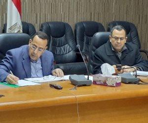 سيول وتضرر 32 أسرة وإصابة مواطن.. عمليات شمال سيناء تتابع تطورات الحالة الجوية (صور)