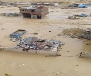 تفاصيل حادث انهيار «عشش الزرايب»: 10 ضحايا.. والحماية المدنية ترفع الأنقاض
