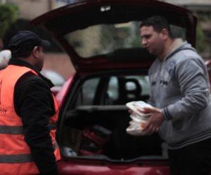فرق التدخل السريع تنقذ 323 حالة من المشردين