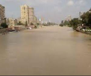 هل تسببت عاصفة «التنين» في تغيير لون مياه نهر النيل؟