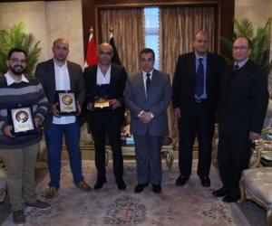 وزارة الداخلية تكرم المواطنين أصحاب مبادرة إغاثة متضرري الأمطار والسيول