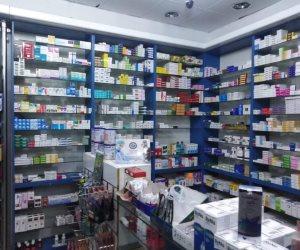 في جنوب سيناء.. ضبط صيدليات تبيع مستلزمات بأسعار مرتفعة وأدوية مهربة (صور)