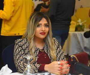 داليا عبدالرحيم تشارك في «تحدي الخير».. وتتحدى رئيس تحرير صوت الأمة