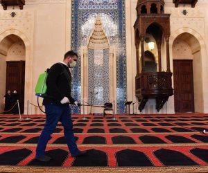 المساجد تستقبل عمارها.. أول صلاة جمعة بعد توقف 5 أشهر بسبب كورونا