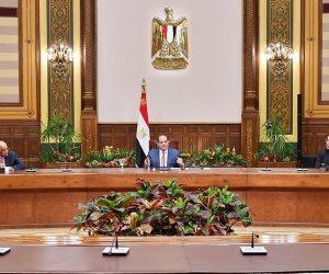 الرئيس السيسى: خصننا 100 مليار جنيه لمواجهة كورونا.. ومصر دولة مش قليلة