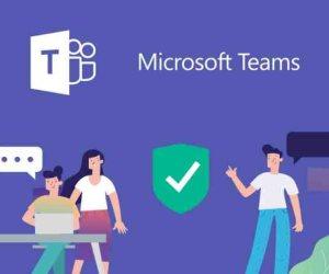 لدعم العمل من المنزل.. 6 تعديلات جديدة على منصة Microsoft Teams