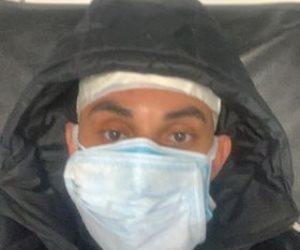 اشتباه في إصابة مدافع الإسماعيلي بكورونا ووضعه في الحجر الصحي