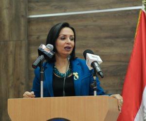 """الدكتورة مايا مرسى لـ""""صوت الأمة"""": المرأة المصرية حاربت لتحصل على حقوقها السياسية وتعيش اليوم عصرها الذهبى"""