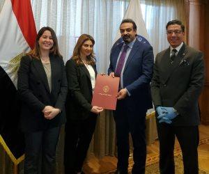 """""""أهل مصر للتنمية"""" توقع بروتوكول تعاون مع الأعلى للمستشفيات الجامعية للمساهمة في مواجهة كورونا"""