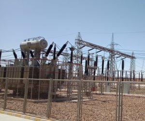 تفاصيل الانتهاء من أكبر مشروعات شركة نقل الكهرباء في مصر (صور)