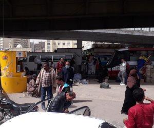 """""""افضح مؤذي"""".. قنبلة كورونا قد تنفجر في ميدان رمسيس: احذروا من الباعة الجائلين (صور)"""