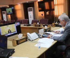 """""""فودة"""" لرئيس الوزراء: الأوضاع مستقرة وكافة احتياجات المواطنين بجنوب سيناء متوفرة ( صور)"""