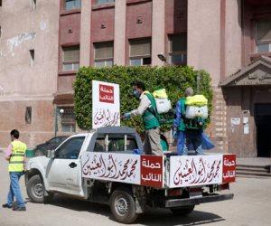 """لليوم الثانى.. مكاتب """"أبو العينين"""" تشارك فى تنظيم صرف المعاشات بالجيزة"""