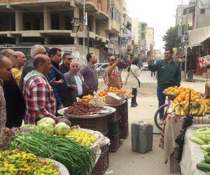 وكيل التموين بشمال سيناء: كافة احتياجات المواطن متوفرة.. والحملات على الأسواق مستمرة (صور)