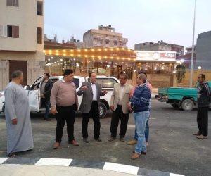شوشة: يد الإرهاب لن تمنعنا من عمليات التنمية والتعمير بشمال سيناء (صور)