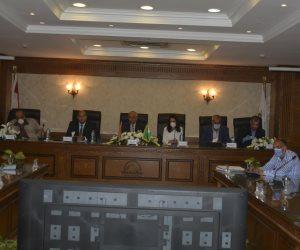محافظة الجيزة: إحالة مخالفات البناء للنيابة العسكرية (صور)