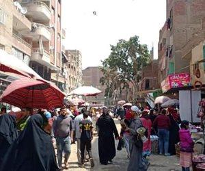 ساعات ما قبل كارثة كورونا في قرية المعتمدية.. فرح وعزاء فجرا قنبلة الإصابات (صور)