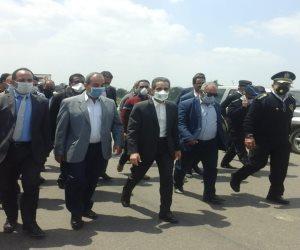 صور.. محافظة جنوب سيناء تشن حملات لإزالة أملاك الدولة تنفيذا لقرارات الرئيس
