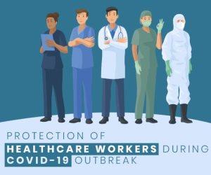 بـ 20 خطوة.. كيف يتم حماية العاملين بالرعاية الصحية من كورونا؟