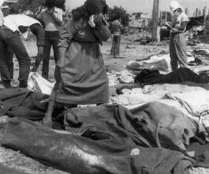 9 أبريل اليوم 100 في سنة 2020 الكبيسة.. ذكرى مذبحة دير ياسين وسقوط بغداد