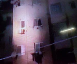 شاهد لحظة اقتحام قوات الأمن منطقة الأميرية لاستهداف الوكر الإرهابى