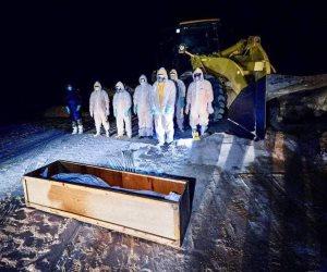 جثامين ضحايا كورونا.. هكذا يتعامل العالم مع موتى الفيروس المرعب