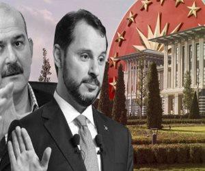 """فتش عن """"صهر أردوغان"""".. سر  إستقالة وزير الداخلية التركي"""