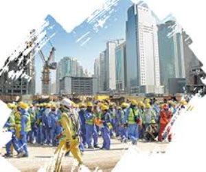 تقرير جديد لمنظمة العفو الدولية: أوضاع العمالة الأجنبية في قطر غير إنسانية