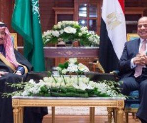 الرئيس السيسى يهنئ خادم الحرمين الشريفين بحلول شهر رمضان