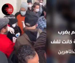 بعد الاعتداء على سيدة ليبية.. من ينصر النساء من بطش أردغان؟ (فيديو)