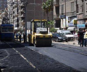 ترميم الكورنيش وتطوير مزلقانات الترام.. كيف استفادت الإسكندرية من حظر التجول؟ (صور)