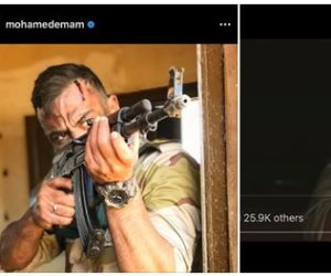 مخرج مسلسل الاختيار ومحمد إمام يوضحان حقيقة الصورة المنتشرة على السوشيال ميديا