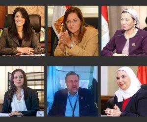 تفاصيل اجتماع وزيرة التعاون الدولي مع وكالات الأمم المتحدة