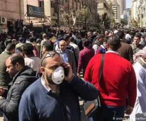 ربع وفيات كورونا لم تصل المستشفى.. عدم وعي بعض المصريين قد يتسبب في كارثة