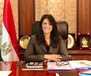 وزيرة التعاون الدولي تعقد مائدة مستديرة تجمع مؤسسات دولية