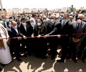 الهيئة الإنجيلية تشارك صندوق تحيا مصر إطلاق قوافل الخير وتدعم سبعة آلاف أسرة