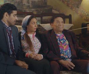 الحلقة الثامنة من فلانتينو.. رجالة طليق داليا البحيرى يحتجزون عادل إمام بالسلاح